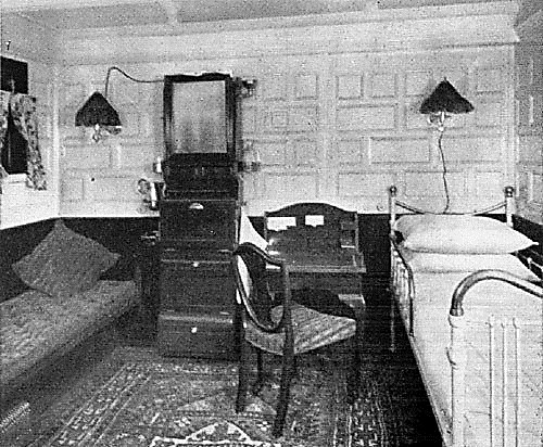 RMS Adriatic 1907 Single Stateroom